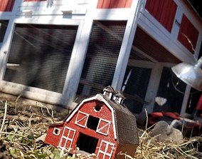 Mini Barn 3D printable model