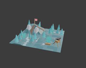 3D model Nature Pack