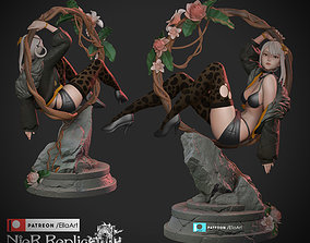 3D print model Kaine from Nier Replicant Version 1 and 2