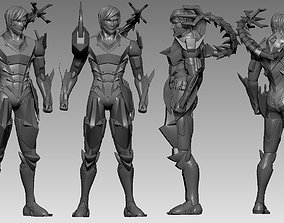 Gusion Emperor Scorpion VENOM 3D printable model