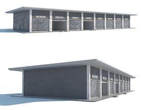Workshop Building 3D
