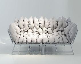 IKEA PS 2017 Corner easy chairs Sofa 3D