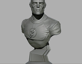 3D print model The Flash Bust