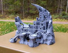 3D print model Fortress of the Crescent