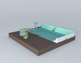 3D model Pool