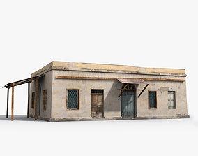 3D asset Arab x8