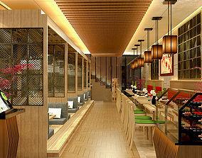 3D Yakiniku Restaurant
