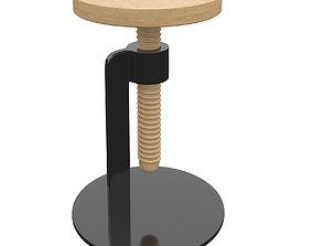 3D model carlo contin screw