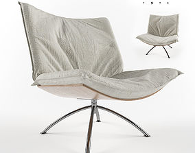 3D model Modern chair Fredericia