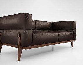 Giorgetti Ago sofa 3D