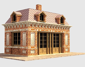 building the garden 3D