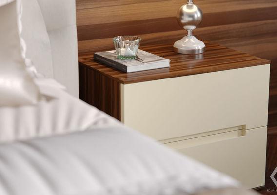 Bedroom funiture 3d visualisation