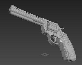 3D model 357 Magnum