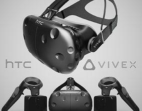 3D HTC Vive Set