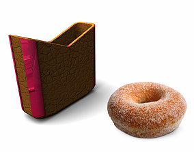 3D print model Donut stand