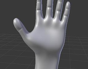 3D Hand head