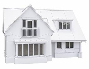3D asset Neighborhood Houses P31