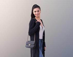 3D model Myriam 10011 - Walking Casual Girl