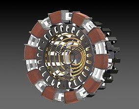 ARC REACTOR IRON MAN 3D printable model