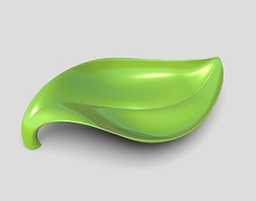 Tray Leaf 3D print model