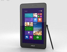Asus VivoTab Note 8 Black 3D model