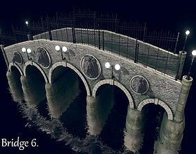 3D asset Bridge 6