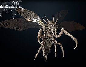 Flying Bug 2 3D model