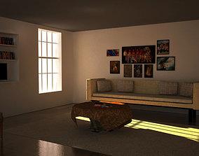 3D Interior first-model-june