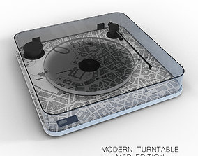 Turntable Map Edition 3D