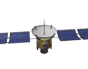 Space Probe 3D model