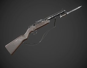 Schmeisser MP-28 Rifle AAA Game Ready Weapon game-ready 1