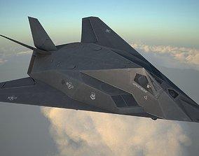 lockhed Lockheed F-117A Nighthawk 3D model