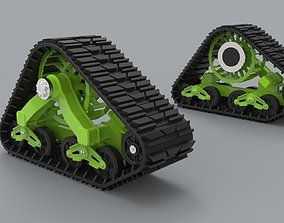Mattracks Suspension tracks 3D