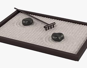 3D zengarden Table Zengarden