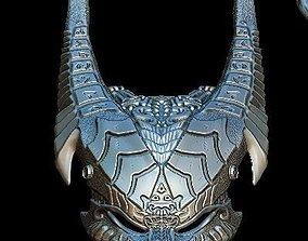 Anubis predator bio mask 3D