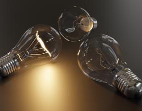 Light Bulbs Pack 3D model