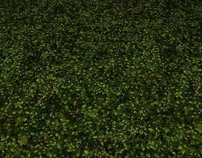 3D ground grass tile 31