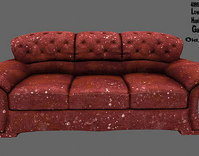seating Armchair 3D model
