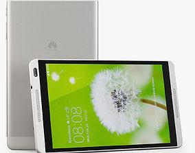 Huawei MediaPad M1 3D asset