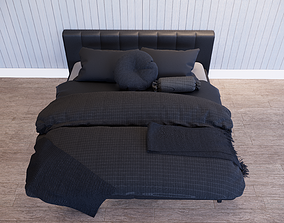 Bed Revit High Quality 3D model