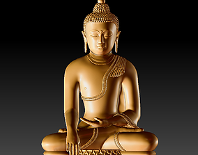 sculptures Buddha 3D print model