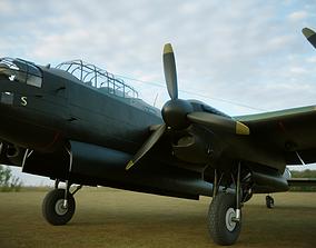 Avro Lancaster B mk1 3D model