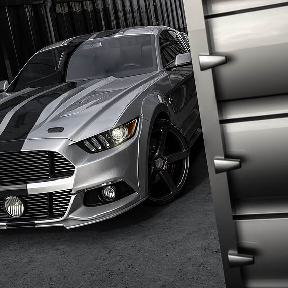 Ford Mustang Eleanore 2015
