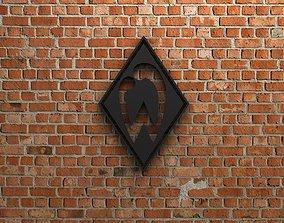 3D SV Werder Bremen Logo