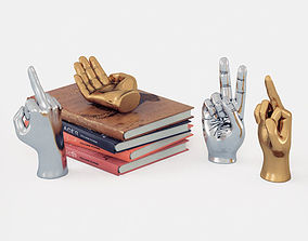 Figurine hand set for Table Top 3D