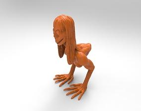 Momo for 3D printing