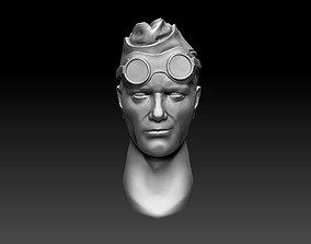 head 16 3D print model