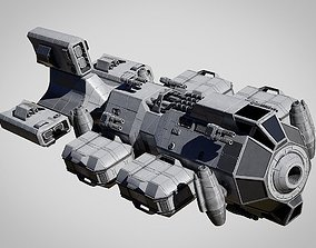 space cargo 3D