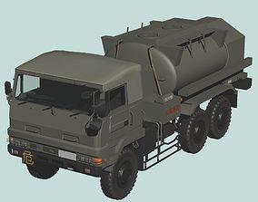 JGSDF Type73 Aviation fuel tank cars 3D model