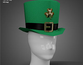 3D asset Irish - Leperchaun - Low Poly model
